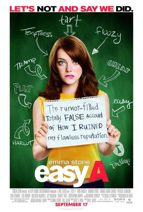 Starring: Emma Stone, Penn Badgley, Aly Michalka, Amanda Bynes, Cam Gigandet ...