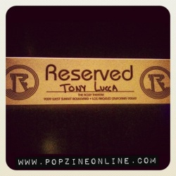 Tony Lucca 1